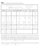2017 Traceable Monthly Worksheet (12 Months)