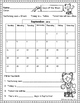 2017 - 2018 Calendar Practice Bundle (Days of the week and months of the year!)