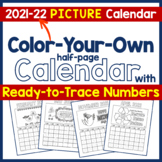 Calendar 2018-19 - CYO Picture Calendar with Ready-to-Trac