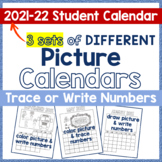 Calendar 2017, CYO Picture Calendar - Differentiated: Draw