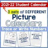 Calendar 2017, CYO Picture Calendar - Differentiated: Draw