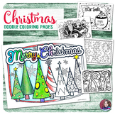 Christmas Coloring Pages - Vol. 2