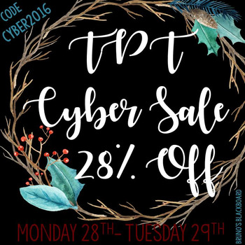 2016 Cyber Sale Promo Banner & Instagram Photo