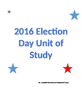 2016 Election Day Unit