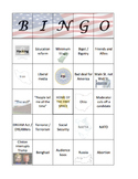 Presidential Debate Bingo! - 2016 Election