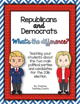 Republicans and Democrats - What's the difference?