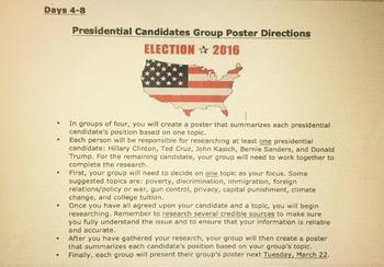 2016 Election Unit
