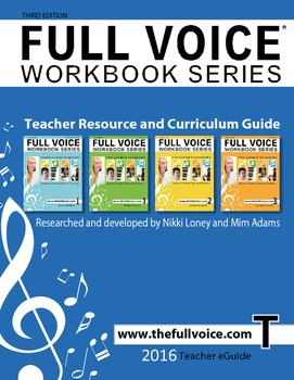 2016 FULL VOICE Teacher eGuide