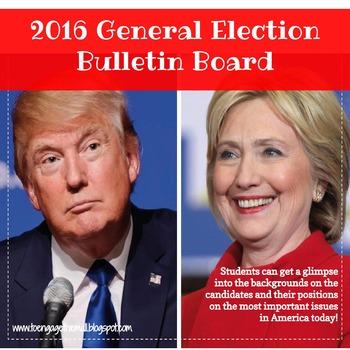 2016 General Election Bulletin Board