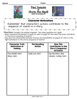 2016 Grade 3 ReadyGen Unit 3 Module A Worksheets