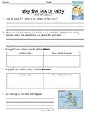 2016 Grade 4 ReadyGen Unit 2 Module A Comprehension and Re