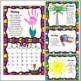 2017 Handprint Calendar Gift
