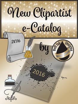 2016 New Clipartist e-Catalog