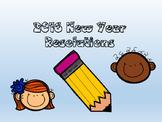 2016 New Year Goals