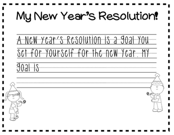 2016 New Year's Resolutions