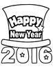 2016 New Years Craftivity