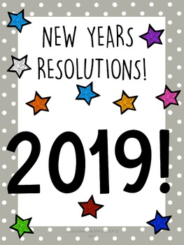 2016 New Years Resolutions!