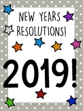 2019 New Years Resolutions!