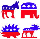 2016 Political Party Platform Comparisons