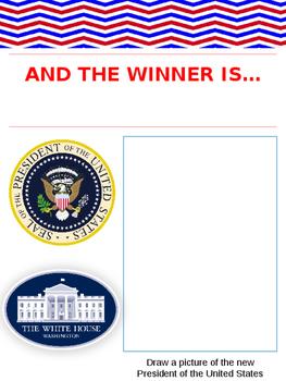2016 President Winner Activity