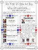 2016 Presidential Election Booklet
