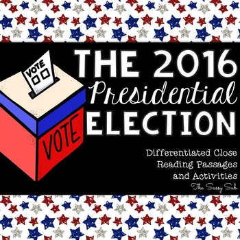 2016 Presidential Election Differentiated Close Reading