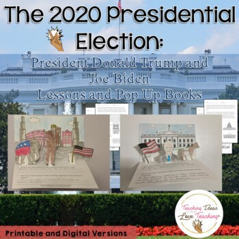2016 Presidential Election:  Lessons and Pop Up Books