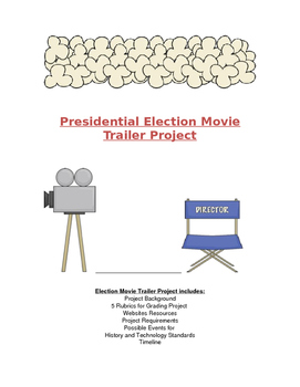2016 Presidential Election Movie Trailer & Poster