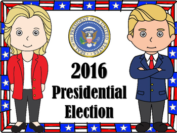 2016 Presidential Election NO PREP ACTIVITY FOR DAY OF ELECTION NOV 8, 2016