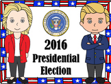 2016 Presidential Election NO PREP ACTIVITY FOR DAY OF ELECTION NOV 8, 2016