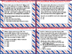 2016 Presidential Election Reading Comprehension Task Cards (28 Cards)