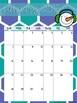 2017 & 2018 Printable Calendars- UPDATED