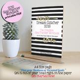 2016 Printable Goal Planner Workbook