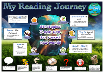 Reading Chart - Curriculum LEVEL 1 AND LEVEL 2 Tracking sh
