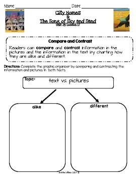 2016 ReadyGen Unit 2 Module B Lesson 17 Compare and Contrast