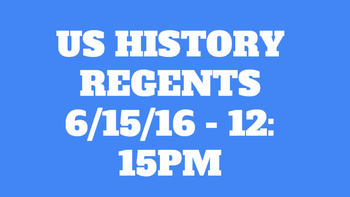 2016 Regents Review - Colonies to Constitution