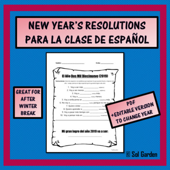 2017 - Resolutions in Spanish