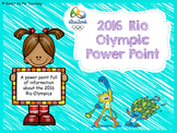 2016 Rio Olympic Power Point