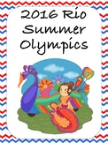 Rio 2016 Summer Olympic Activity Pack