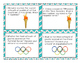 2016 Rio Summer Olympics Gymnastics Task Cards and Perform
