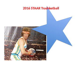 2016 Science STAAR Trashketball Review