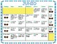 2017 Summer Articulation and Language Calendars! SPANISH!