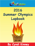2016 Summer Olympics Interactive Lapbook With Study Guide