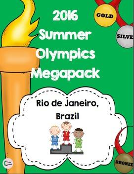 2016 Summer Olympics Megapack