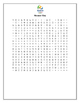 2016 Summer Olympics Word Search