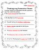 Thanksgiving Grammar Thanksgiving Singular and Plural Possessive Nouns Grammar