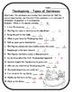 Thanksgiving Grammar Thanksgiving Language Arts Types of Sentences Activity