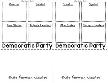 2016 USA Election Flip Book