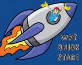 2016 WBT Quick Start Guide