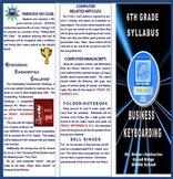 2017-18 6th Grade Keyboarding Syllabus